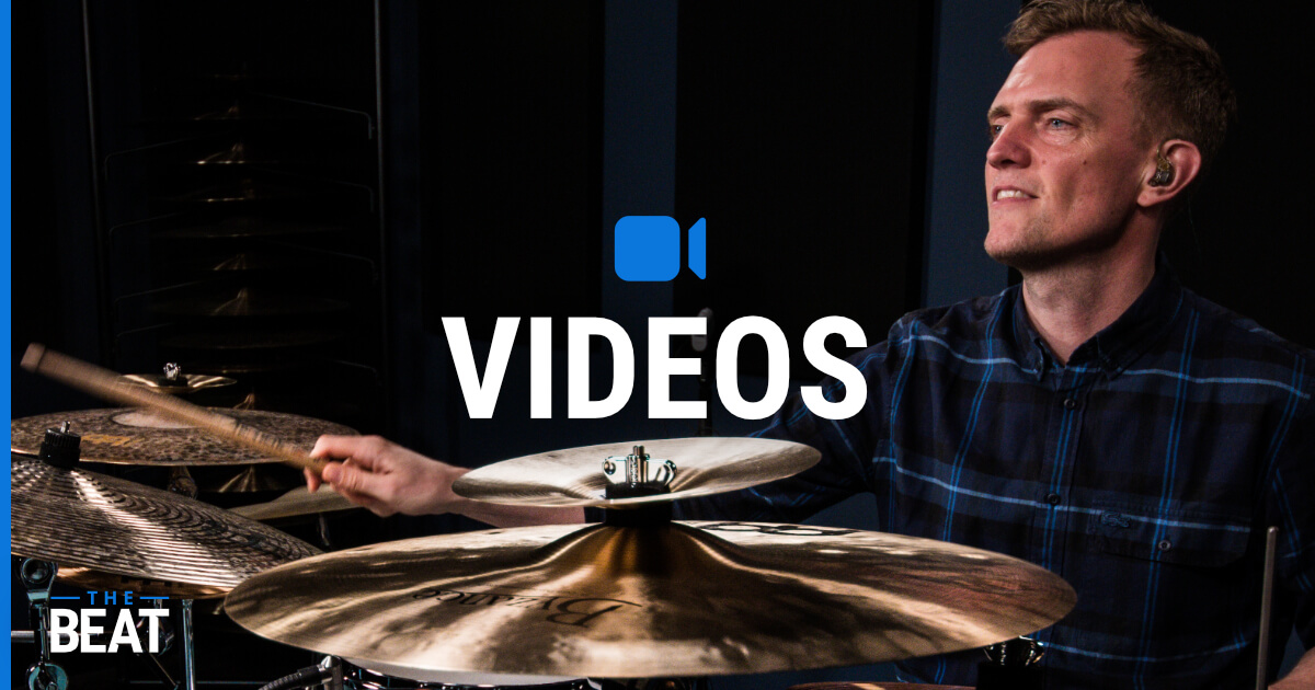 Videos – The Drumeo Beat: Drumming Blog With Free Drum