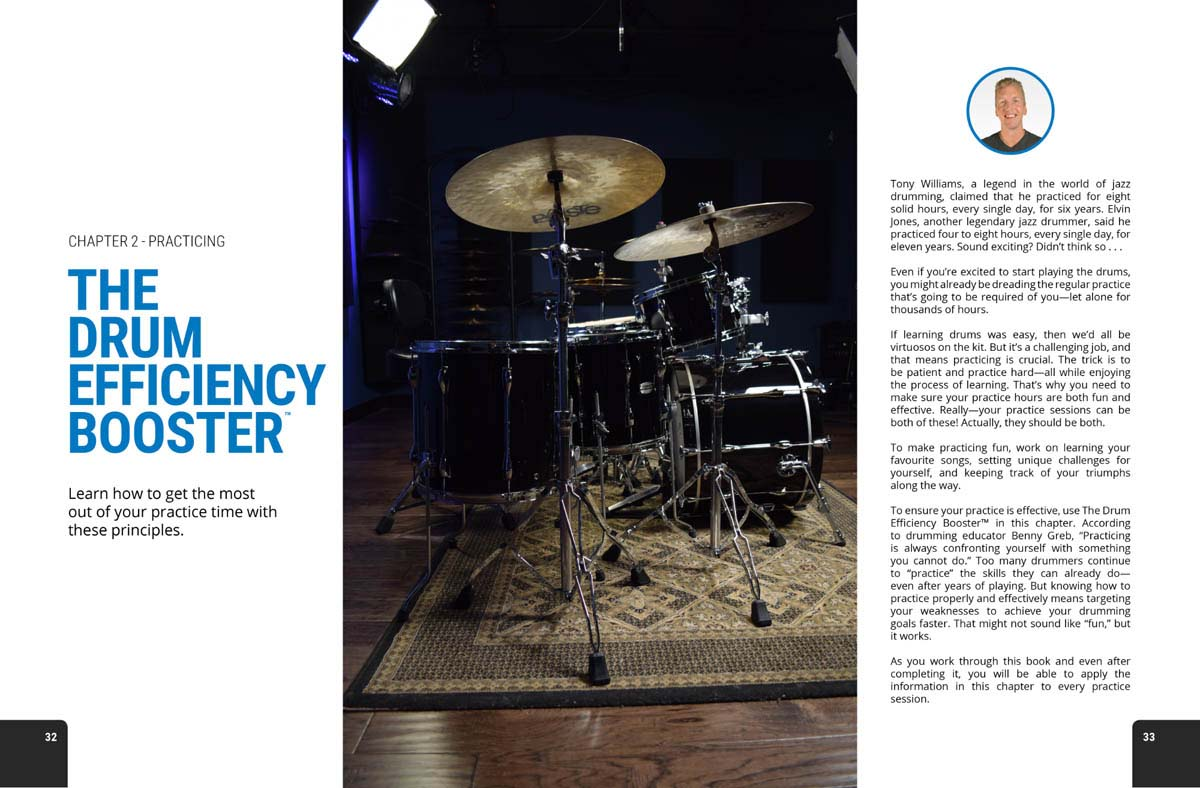 The Best Beginner Drum Book