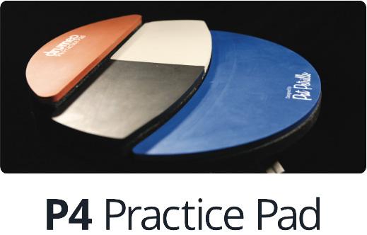 P4 Practice Pad