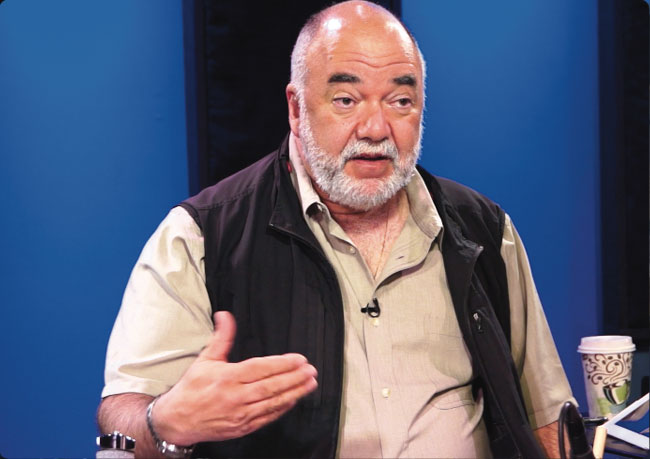 PETER ERSKINE, an instructor for Drumeo.