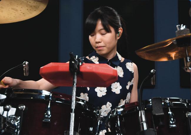 SENRI KAWAGUCHI, an instructor for Drumeo.