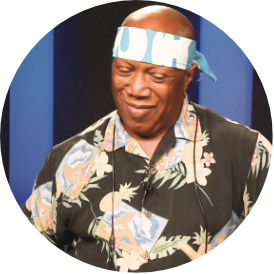 Billy Cobham, an instructor for Drumeo.