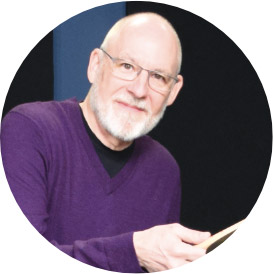 Bruce Becker, an instructor for Drumeo.