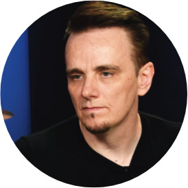 Gavin Harrison, an instructor for Drumeo.