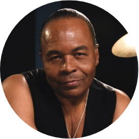 Jonathan Moffett, an instructor for Drumeo.