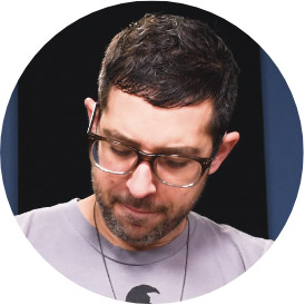 Mark Guiliana, an instructor for Drumeo.