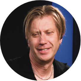 Tommy Igoe, an instructor for Drumeo.