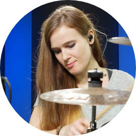 Anika Nilles is a Drumeo Instructor