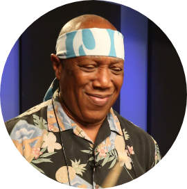 Billy Cobham is a Drumeo Instructor