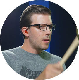 Carter Mclean is a Drumeo Instructor