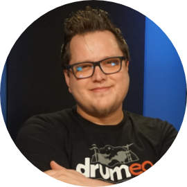Dave Atkinson is a Drumeo Instructor