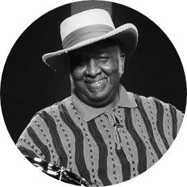 Bernard Purdie is a Drumeo Instructor