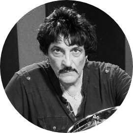 Carmine Appice is a Drumeo Instructor